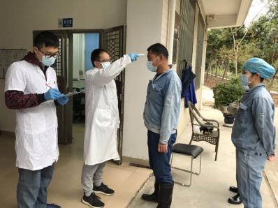 抗击新冠病毒疫情,确保国家资源库安全运行